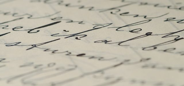 speculative letter